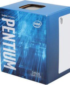CPU Intel Pentium Dual Core G4600 3.6 Ghz Cache 3MB Socket 1151 (Gen 7 - Kaby Lake) Hoàng Sơn Computer