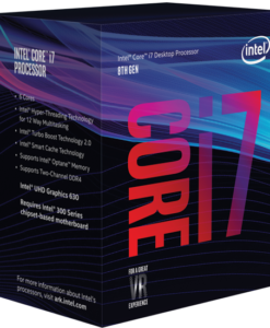 CPU Intel Core i7 8700K 3.7 Ghz Cache 12MB Socket 1151v2