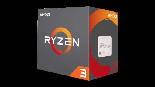 CPU AMD Ryzen 3 1200 (3.1 GHz