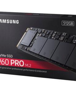 Ổ Cứng SSD Samsung 960PRO - 512GB