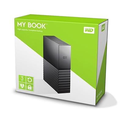 Ổ cứng di động WD My Book - 8TB