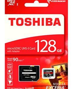 Thẻ nhớ Toshiba 128GB MicroSD Retail