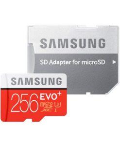 Thẻ nhớ MicroSD Samsung Evo plus - 256GB