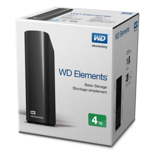 """Ổ cứng di động WD Element 3.5"""" - 4TB"""