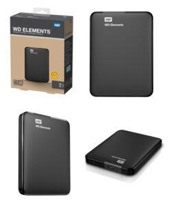 """Ổ cứng di động WD Element 2.5"""" - 500GB"""