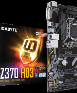 Bo mạch chủ Gigabyte Z370 HD3