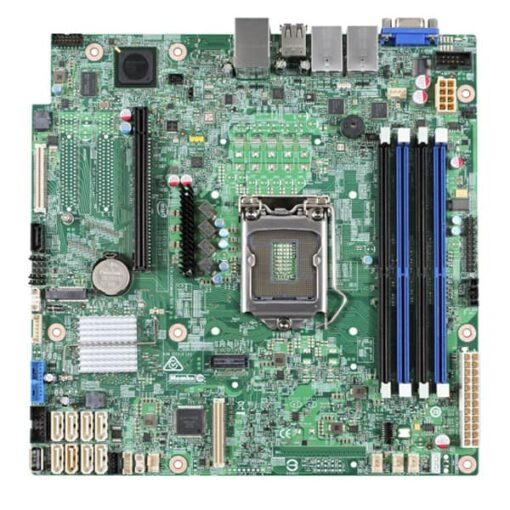 Bo mạch chủ Intel Sever DBS1200SPSR
